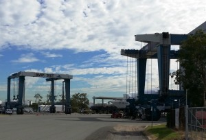 BSE Brisbane Shiplifts